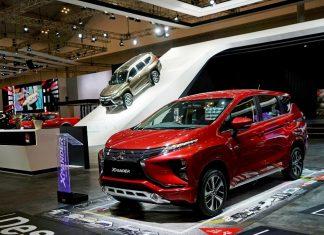 Mitsubishi Xpander GIIAS 2017