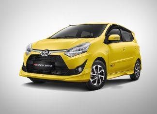 Toyota Agya - LCGC