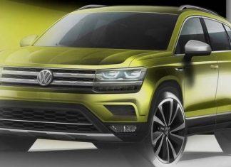 VW SUV