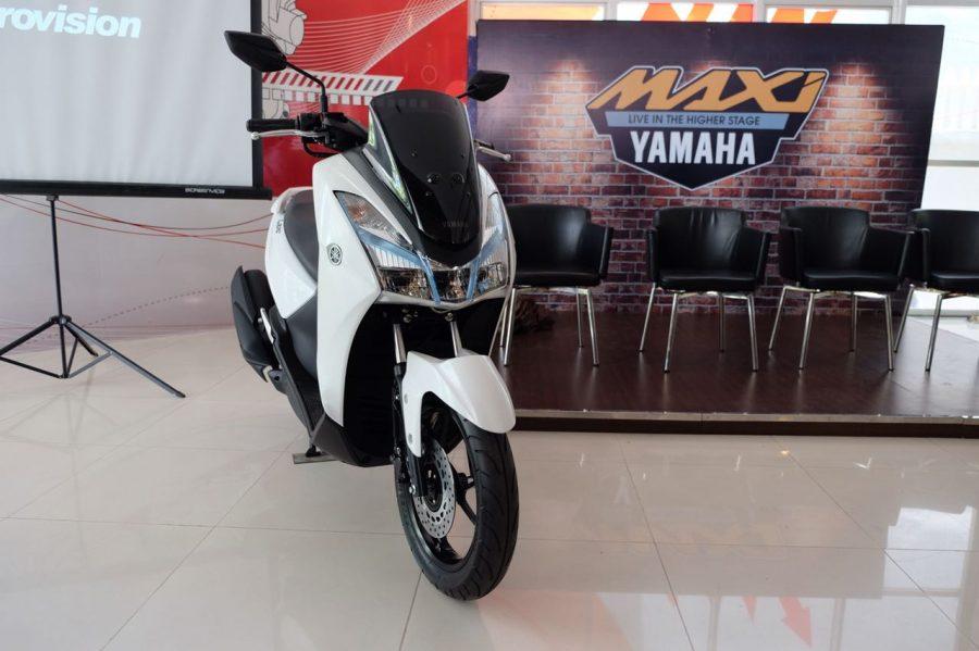 Yamaha Lexi - Rockomotif