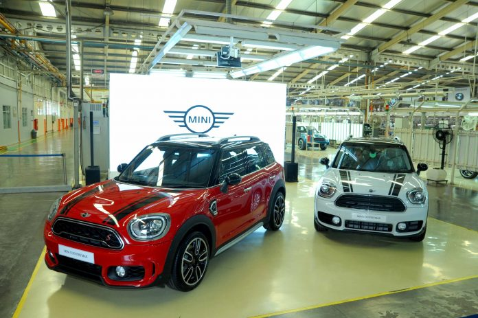 mini countryman ckd
