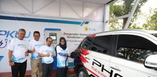 PLN siapkan infrastruktur kendaraan listrik
