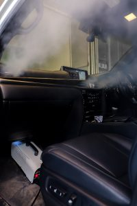 fogging kabin mobil cegah coronavirus