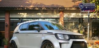 Suzuki ignis modifikasi
