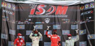Honda racing indonesia issom