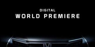 world premiere mobil baru honda