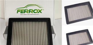 filter udara ferrox raize rocky