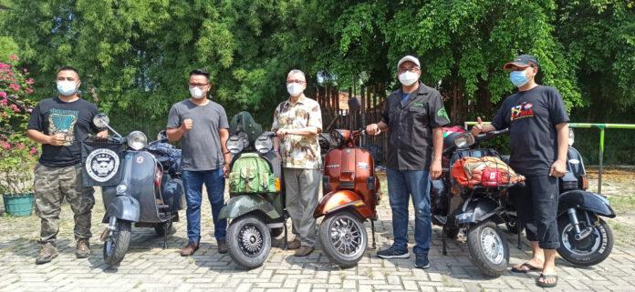 komunitas scooter budi luhur
