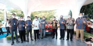Spklu pertama di indonesia timur pln