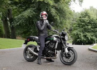 Jonathan rea motor klasik