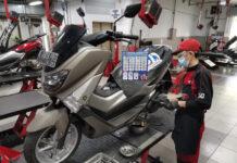 tips perawatan motor ppkm