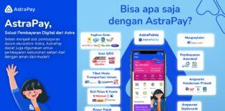 Layanan pembayaran digital astrapay
