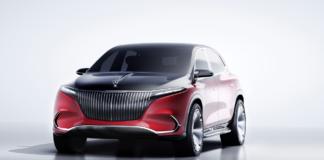 Suv listrik Mercedes