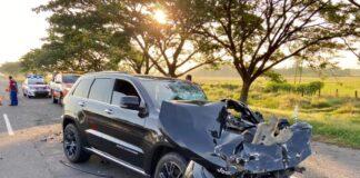 investigasi kecelakaan jeep