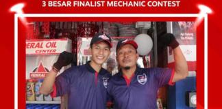 kontes mekanik terbaik federal oil