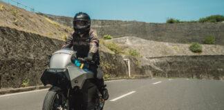 Motor Listrik Budi Luhur Cetak Rekor Baru Touring ke Mandalika