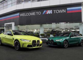 BMW M4 mobil sport terbaru keluaran BMW