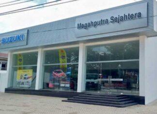 Dealer resmi Suzuki di Sulawesi