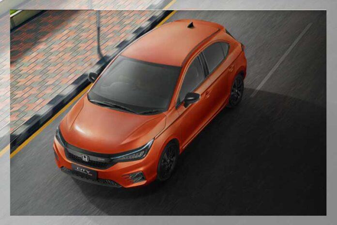 Fitur Honda Sensing pada Honda City Hatchback RS