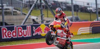 Pembalap Fdereal Oil sukses raih podium kedua di GP Amerika 2021
