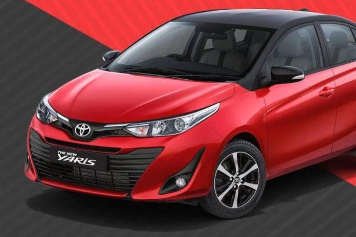 Toyota Yaris stop produksi