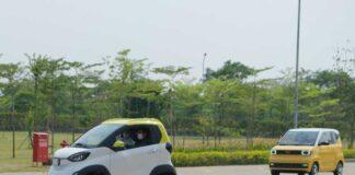 Mobil Listrik Wuling Mini EV
